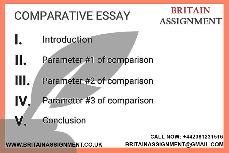 COMPARATIVE-ESSAY
