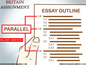 ESSAY-OUTLINE